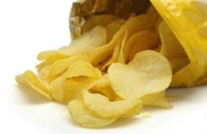 ontslagen om chips